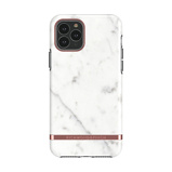 Afbeelding vanApple iPhone 11 Pro Max Hoesje Richmond & Finch Rose Goud Backcover