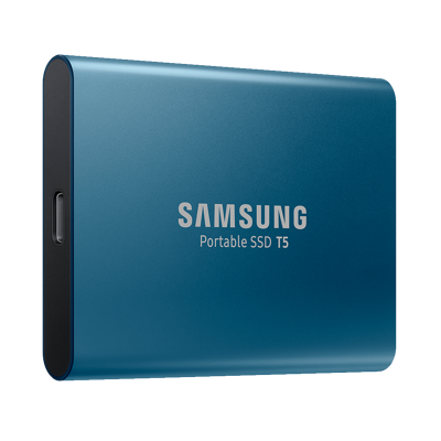 Afbeelding van Samsung External SSD Portable T5 500GB