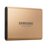 Afbeelding vanSamsung Portable SSD T5 500GB Goud externe