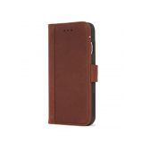 Afbeelding vanDecoded Leather Wallet Case Apple iPhone 6/6s/7/8 Bruin