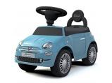 Afbeelding vanHappy Baby loopauto Fiat 500 junior blauw 61 cm