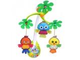 Afbeelding vanHappy Baby Biba Toys Muziekmobiel Vogel Jungle