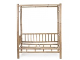 Afbeelding vanChildhome Bamboe Bed 70 x 140 cm Bruin