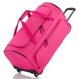 Afbeelding vanTravelite Basics Fresh Wheeled Duffle 70cm Pink Reistassen met wielen