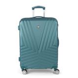 Afbeelding vanGabol Atlanta Medium Trolley 66 Turquoise Harde Koffers