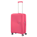 Afbeelding vanAmerican Tourister Soundbox Expandable Spinner 67cm Hot Pink koffer