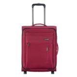Afbeelding vanTravelite Capri 2 Wheel Trolley S Expandable Red Zachte Koffers