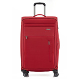 Afbeelding vanTravelite Capri 4 Wheel Trolley L Expandable Red Zachte Koffers