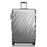 Afbeelding vanTumi 19 Degree Aluminium Extended Trip Packing Case Silver Harde Koffers