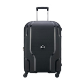 Afbeelding vanDelsey Clavel 4 Wheel Spinner 70 Expandable Black Zachte Koffers