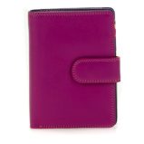 Afbeelding vanMywalit Medium Snap Wallet Portemonnee Sangria Multi Dames portemonnees