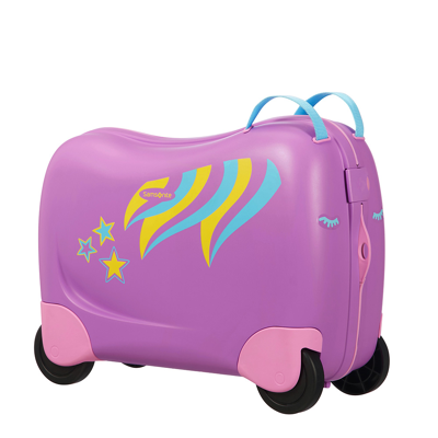 Afbeelding van Samsonite Dream Rider Suitcase Pony Polly Zachte Koffers