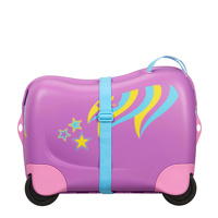 Thumbnail of Samsonite Dream Rider Suitcase Pony Polly Zachte Koffers