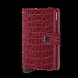 Afbeelding vanSecrid Mini Wallet Portemonnee Nile Ruby Dames portemonnees