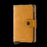 Afbeelding vanSecrid Mini Wallet Portemonnee Vintage Ochre Dames portemonnees