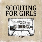 Image ofScouting For Girls Still Thinking About You Autographed 2015 UK CD album 0825646029099