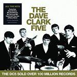 Image ofThe Dave Clark Five All The Hits 2020 UK CD album BMGCAT408CD