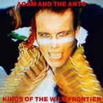 Image ofAdam & The Ants Kings Of The Wild Frontier Sealed Deluxe Edition 2016 UK box set 888750858429