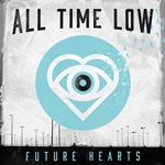 Image of All Time Low Future Hearts Sealed 2015 UK CD album HR2131 2