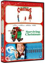 Image of All I Want For Christmas/Surviving Christmas/Scrooged (Triple Pack) DVD