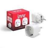 Afbeelding vanInnr Smart Plug Aan/Uit schakelaar (doorsteek stekker, 2 pack)