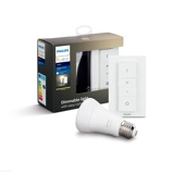 Afbeelding vanPhilips Hue Bluetooth White E27 Lichtbron Single Pack incl. dimmer switch Wit