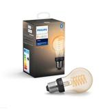 Afbeelding vanPhilips Hue Bluetooth White E27 7W Standaard 11,5 cm Filament Lichtbron Goud