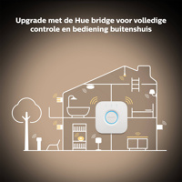 Thumbnail of philips Hue White Ambiance 5W GU10 LED lamp, kunststof, GU10, 5 W, energie efficiëntie: A+, L: 5.8 cm
