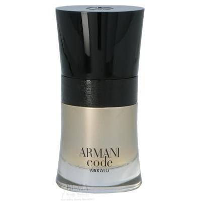 Abbildung von Armani Code Absolu Eau De Parfum Spray 30 Ml Geschenke 50 100