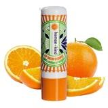 Abbildung vonHuman + Kind Natuurlijke Lip Balm Orange Vegan Lippenbalsam