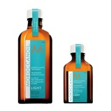 Abbildung vonMoroccanoil Treatment Light 100Ml + Treatment Light 25Ml Set Treatment