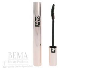 Afbeelding van 10% code LIEFDE10 Yves Saint Laurent Mvefc The Curler Mascara #1 Rebellious Black 6,6 Ml