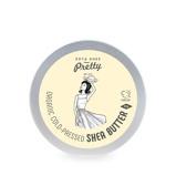 Afbeelding vanZoya Goes Pretty Pure Shea Butter Cold Pressed & Organic 90G Droge huid