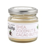 Afbeelding vanZoya Goes Pretty Shea, Cacao & Coconut Butter Cold Pressed Organic 60G Droge huid