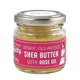 Afbeelding vanZoya Goes Pretty Shea & Rose Butter Cold Pressed Organic 60G Bodycreme Milk