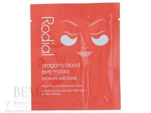 Afbeelding van 10% code LIEFDE10 Rodial Dragon'S Blood Eye Masks 8X5Gr Hydrate And Tone 40 Gr Maskers