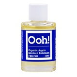 Afbeelding vanOoh Oils Of Heaven Organic Argan Moisture Retention Face Oil 15Ml Natuurlijke Huidverzorging