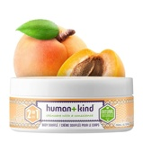 Afbeelding vanHuman+Kind Body Souffle Lichaamscreme Vegan (200ml)