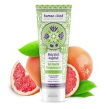 Afbeelding vanHuman + Kind Shampoo Body Wash Grapefruit Vegan All In One Shower Gel