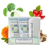 Afbeelding vanHuman+kind Gezichtsverzorging Vegan Reisverpakking, 1set