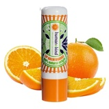 Afbeelding vanHuman + Kind Natuurlijke Lip Balm Orange Vegan Lipbalm