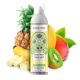 Afbeelding vanHuman+Kind Foam Shower Tropical Splash Vegan (200ml)