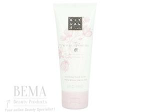 Afbeelding van 10% code SPRING10 Rituals Sakura Soothing Hand Balm Cherry Blossom & Rice Milk 70 Ml Handverzorging