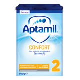Imagem deAptamil Confort 2 Leite Anti Cólicas e Obstipação 800gr