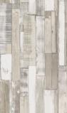 Afbeelding vanRasch Kids&Teens sloophout beige wit 203714