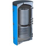 Afbeelding vanBuffervat 1000 Liter / Verswaterboiler 1x Warmtewisselaar