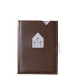 Afbeelding vanExentri Leather Wallet RFID brown Dames portemonnee