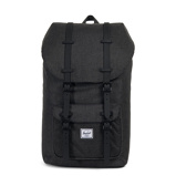 Image ofHerschel Little America Backpack (Main colour: 2093 Black Crosshatch / Black)