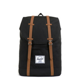Image ofHerschel Retreat Backpack (Main colour: 1 Black)