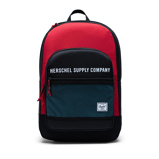 Image ofHerschel Athletics Kaine backpack (Main colour: 3101 Black / Red)